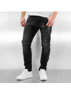 2Y Jean slim Antifit noir