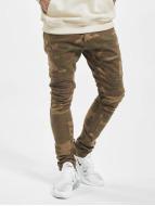 2Y Jeans ajustado Pakka camuflaje