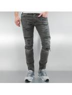 2Y Jeans slim fit Braga grigio