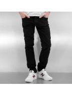 2Y Jeans slim fit Masi nero