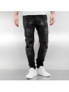 2Y Jeans slim fit Grischa nero