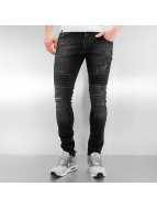 2Y Jeans slim fit Lagos nero