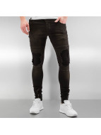 2Y Jeans slim fit Chester nero