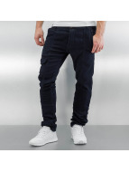 2Y Jeans Straight Fit Aaqil bleu