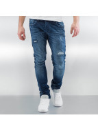 2Y Jeans Straight Fit Björn bleu