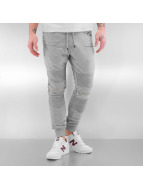 2Y Joggebukser Zip grå