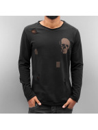 2Y Jumper Skull black