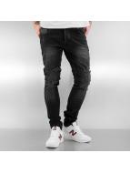 Obbo Skinny Jeans Black...