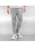 2Y Pantalón deportivo Zip gris