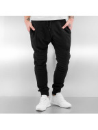 2Y Pantalón deportivo Leeds negro