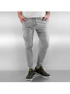 2Y Pantalone ginnico Buje grigio