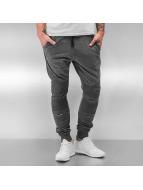 2Y Pantalone ginnico Musa grigio