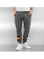 2Y Pantalone ginnico Manchester grigio