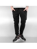 2Y Pantalone ginnico Musa nero