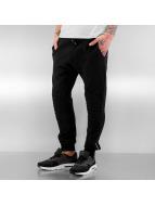 2Y Pantalone ginnico Ely nero