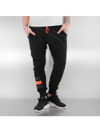 2Y Pantalone ginnico Manchester nero