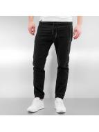 2Y Pantalone ginnico Leeds nero