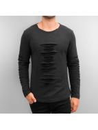 2Y Pitkähihaiset paidat Blesy musta