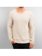 2Y Pullover Gilge beige