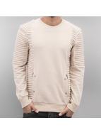 2Y Pullover Samuel beige