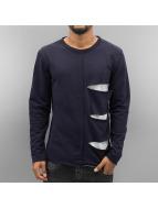 2Y Pullover Brügge blau