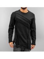 2Y Pullover Breki noir