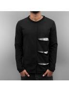 2Y Pullover Brügge schwarz