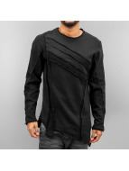 2Y Pullover Breki schwarz
