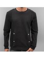 2Y Pullover Samuel schwarz