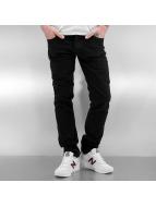 2Y Skinny Jeans Masi čern