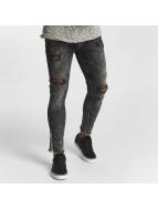 2Y Skinny Jeans Daniel šedá