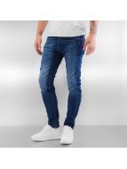 2Y Skinny jeans Light Washed blå