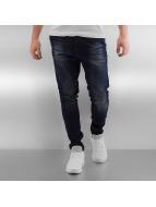 2Y Skinny jeans Wash blå