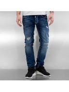 2Y Skinny Jeans Jari blå