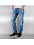 2Y Skinny jeans Osk blå