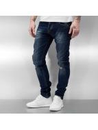 2Y Skinny jeans Stakur blå
