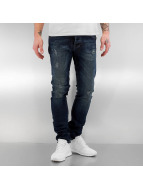 2Y Skinny jeans Glasgow blå