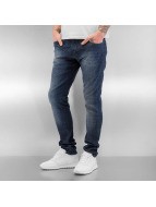 2Y Skinny jeans Pattern blå
