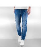 2Y Skinny Jeans Ellis blau