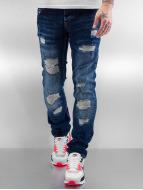 2Y Skinny Jeans Bishen blau