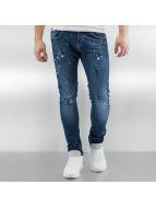 2Y Skinny Jeans Wassili blau