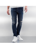 2Y Skinny Jeans Kubhaer blau