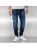 2Y Skinny Jeans Fynn blau