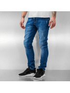 2Y Skinny Jeans Merzig blau