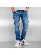 2Y Skinny Jeans Jette blau