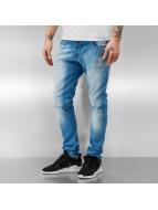 2Y Skinny Jeans Rouen blau