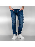 2Y Skinny Jeans Leon blau