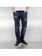 2Y Skinny Jeans Liverpool blau