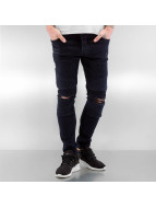 2Y Skinny Jeans Xenos blau