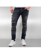 2Y Skinny Jeans Derry blau